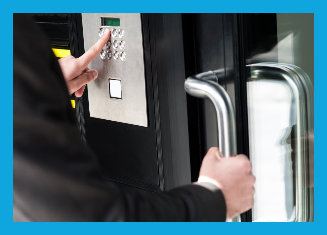Access Control Systems in Carlisle, Cumbria, South West Scotland and Northern England