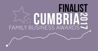 Cumbria Family Business Awards Finalist - 2017